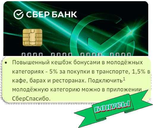 именная карта сбербанка без годового обслуживания