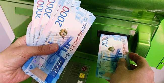 Снятие наличных с кредитной карты в банкомате